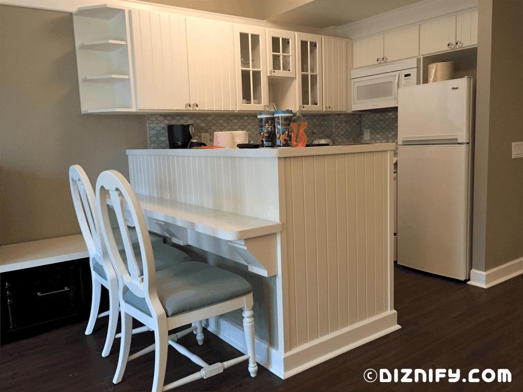 Kitchen Inspiration From Disney Boardwalk Villas Diznify